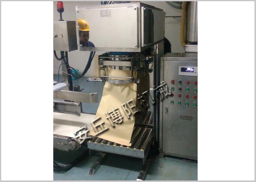 自动粉体包装机