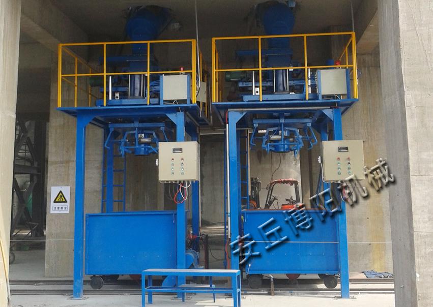 水泥吨包机