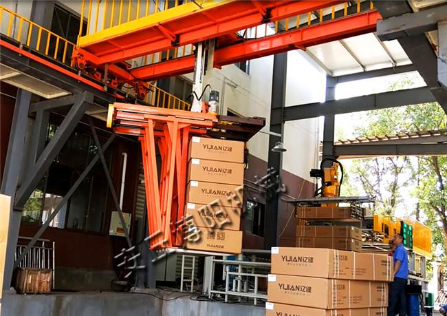 桁架式自动装车机