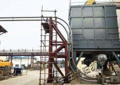 无尘管链输送机满足玻璃粉的各种输送要求