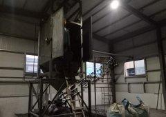 安丘博阳机械的吨袋拆包机得到了广大客户群体的认可