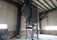 吨袋拆包机成为提高效率、控制粉尘的重要拆包设备