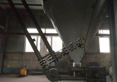 粉煤灰管链式输送机使用现场