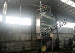 吨袋拆包机降低工作环境下的粉尘污染