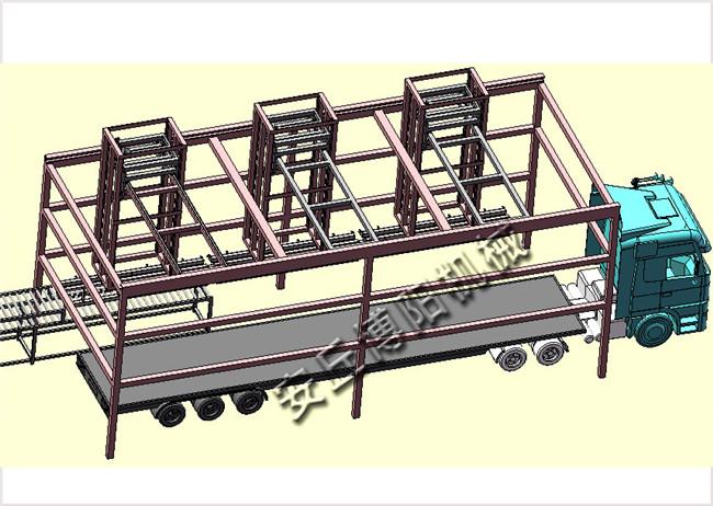高架装车机